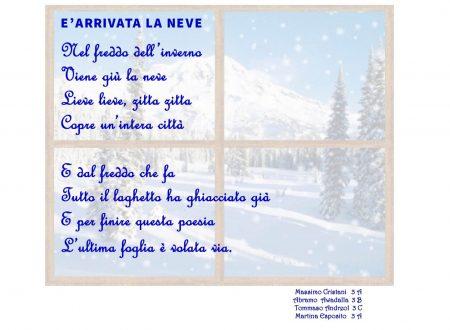 2 – testi d'inverno